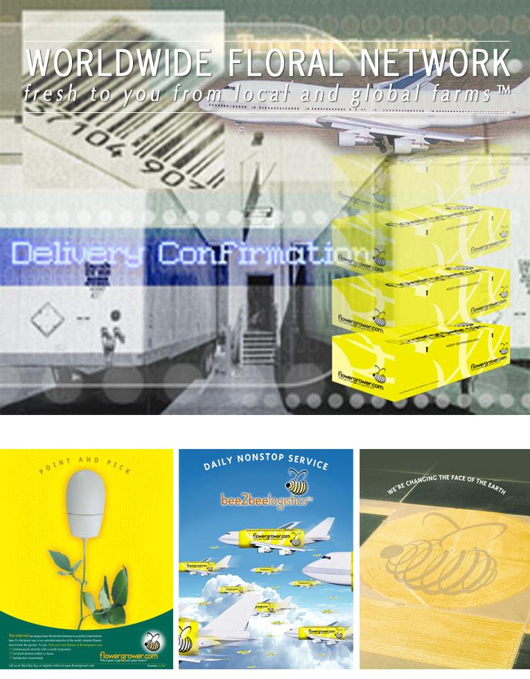 Global Floral Industry Platform